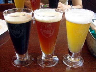 お試し多摩ビール3種セット