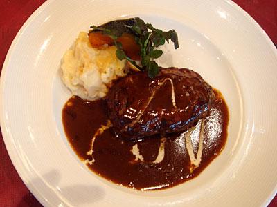 オリジナルハンバーグステーキ